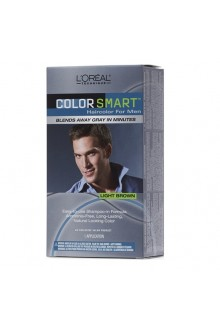 L'Oreal Technique - Color Smart for Men - Light Brown KIT