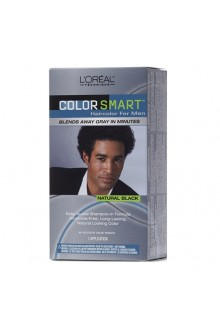L'Oreal Technique - Color Smart for Men - Natural Black KIT