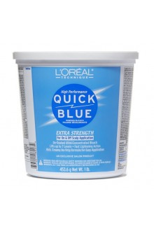 L'Oreal Technique - Quick Blue - Powder Bleach TUB - 1lb / 453.6g