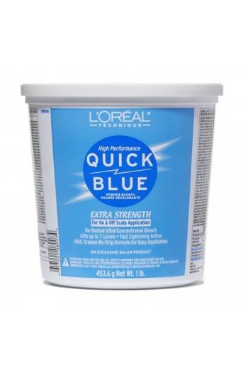 L'Oreal Technique - Quick Blue - Powder Bleach TUB - 1lb / 453.6g