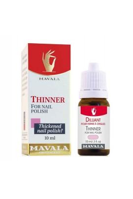 Mavala - Thinner For Nail Polish - 10 mL / 0.3 oz