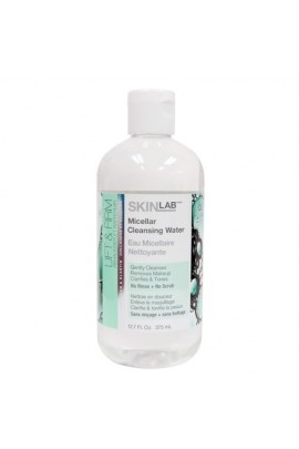SkinLab - Lift and Firm Skincare - Micellar Cleansing Water - 375ml / 12.7oz