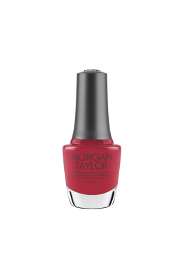 Morgan Taylor Nail Lacquer - Shake Up The Magic! Collection - Stilettos In The Snow - 15ml / 0.5oz