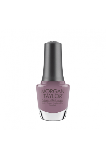 Morgan Taylor Nail Lacquer - Shake Up The Magic! Collection - It's A Wonderful Mauve - 15ml / 0.5oz