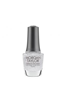 Morgan Taylor Nail Lacquer - Shake Up The Magic! Collection - Liquid Frost - 15ml / 0.5oz