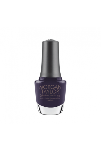 Morgan Taylor Nail Lacquer - Shake Up The Magic! Collection - Midnight Sleighride - 15ml / 0.5oz