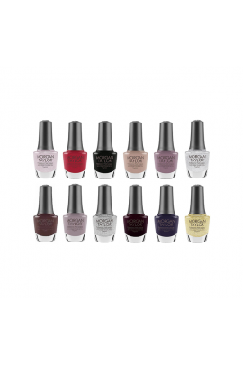 Morgan Taylor Nail Lacquer - Shake Up The Magic! Collection - All 12 Colors - 15ml / 0.5oz Each