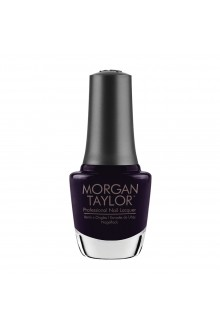 Morgan Taylor Nail Lacquer - Champagne & Moonbeams 2019 Collection - A Kiss in the Dark - 15ml / 0.5oz