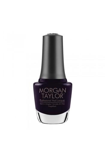 Morgan Taylor Nail Lacquer - Champagne & Moonbeams 2019 Collection - A Kiss in the Dark - 15ml / 0.5oz