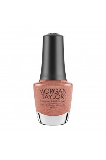 Morgan Taylor Nail Lacquer - Champagne & Moonbeams 2019 Collection - Copper Dream - 15ml / 0.5oz