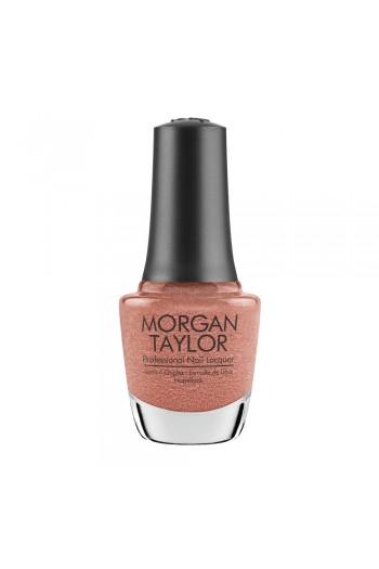 Morgan Taylor Nail Lacquer - Champagne & Moonbeams 2019 Collection - Copper Dream - 15ml / 0.5oz