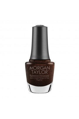 Morgan Taylor Nail Lacquer - Champagne & Moonbeams 2019 Collection - Shooting Star - 15ml / 0.5oz