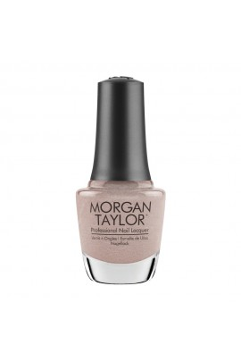 Morgan Taylor Nail Lacquer - Champagne & Moonbeams 2019 Collection - Tell Her She's Stellar - 15ml / 0.5oz