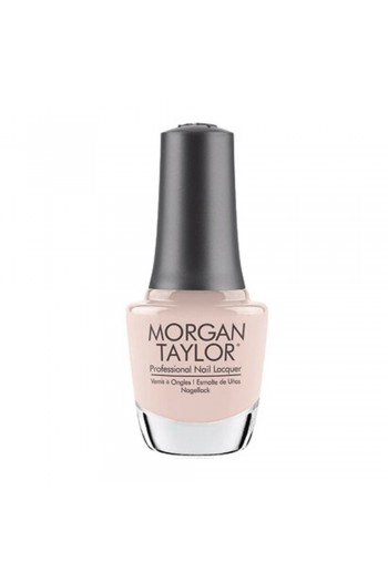 Morgan Taylor Nail Lacquer - Editor's Pick 2020 Collection - Barely Buff - 15ml / 0.5oz