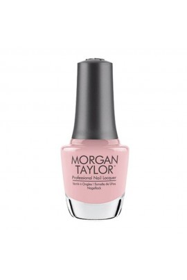 Morgan Taylor Nail Lacquer - Editor's Pick 2020 Collection - Call My Blush - 15ml / 0.5oz