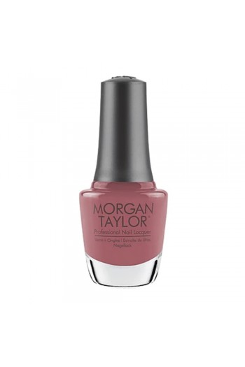 Morgan Taylor Nail Lacquer - Editor's Pick 2020 Collection - It's Your Mauve - 15ml / 0.5oz