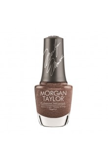 Morgan Taylor Nail Lacquer - Forever Marilyn Fall 2019 Collection - That's So Monroe - 15ml / 0.5oz