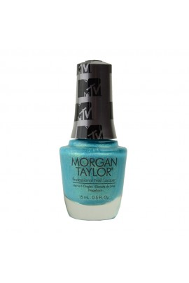 Morgan Taylor Nail Lacquer - MTV Switch On Color 2020 Collection - Electric Remix - 15ml / 0.5oz