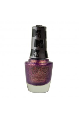 Morgan Taylor Nail Lacquer - MTV Switch On Color 2020 Collection - Ultimate Mixtape - 15ml / 0.5oz