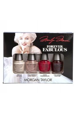 Morgan Taylor - Forever Fabulous Marilyn Monroe Mini 4 Pack - 5 mL / 0.17 oz