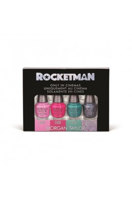 Morgan Taylor Nail Lacquer - Rocketman Collection - Mini 4-Pack - 5ml / 0.17oz each