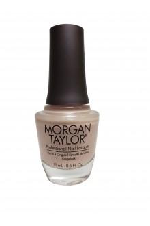 Morgan Taylor Nail Lacquer - Sheer & Silk - 15ml / 0.5oz
