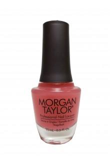 Morgan Taylor Nail Lacquer - Simple Sheer -  15ml / 0.5oz