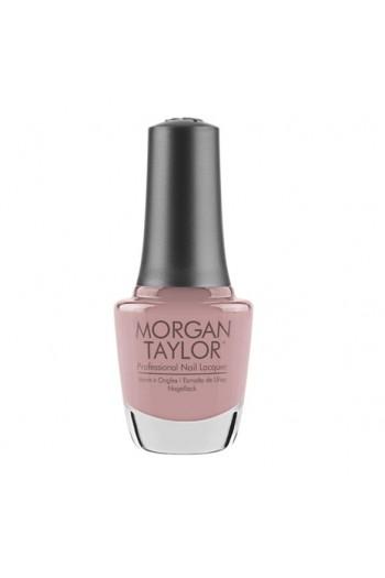 Morgan Taylor Nail Lacquer - Gardenia My Heart - 15 ml / 0.5 oz