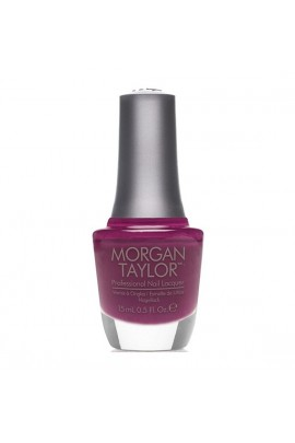 Morgan Taylor - Professional Nail Lacquer - Berry Perfection - 15 mL / 0.5oz