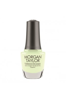 Morgan Taylor - Professional Nail Lacquer - Glow in the Dark - 15 mL / 0.5oz