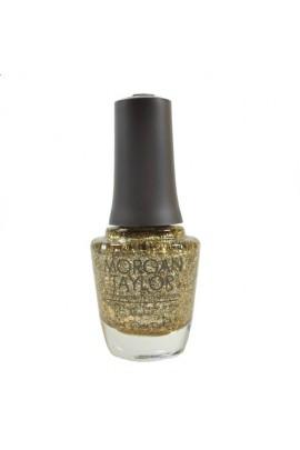 Morgan Taylor Nail Lacquer - Good Luck Charm - 0.5oz / 15ml