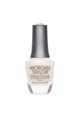 Morgan Taylor - Professional Nail Lacquer - In The Nude - 15 mL / 0.5oz