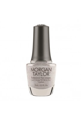Morgan Taylor - Professional Nail Lacquer - Let's Get Frosty - 15 mL / 0.5oz