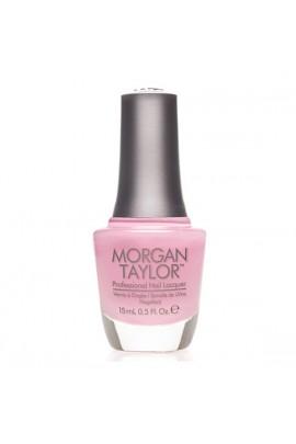 Morgan Taylor - Professional Nail Lacquer -  Make Me Blush- 15 mL / 0.5oz
