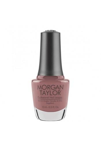 Morgan Taylor - Professional Nail Lacquer -  Must Have Mauve - 15 mL / 0.5oz