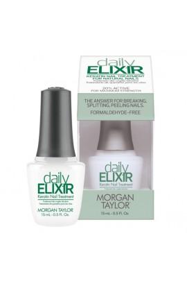 Morgan Taylor - Daily ELIXIR Keratin Nail Treatment - 15 ml / 0.5 oz
