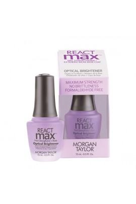 Morgan Taylor REACT Max - Optical Brightener - 15 mL / 0.5 Fl Oz