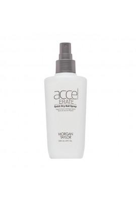 Morgan Taylor - Accel Erate - Quick Dry Nail Spray - 8oz / 240mL