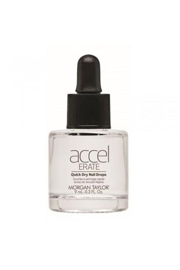 Morgan Taylor - Accel Erate - Quick Dry Drops - 0.3oz / 9mL