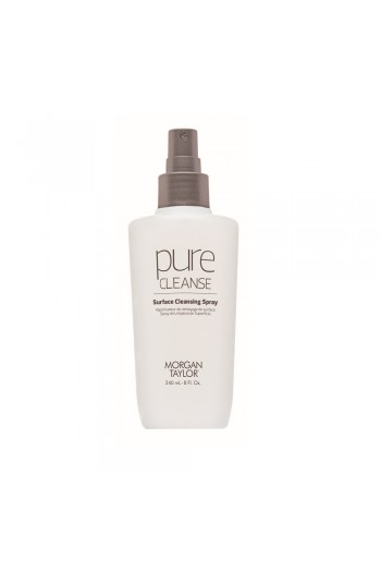 Morgan Taylor - Pure Cleanse - Surface Cleansing Spray - 8oz / 240mL