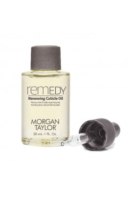 Morgan Taylor - Remedy - Renewing Cuticle Oil - 1oz / 30mL