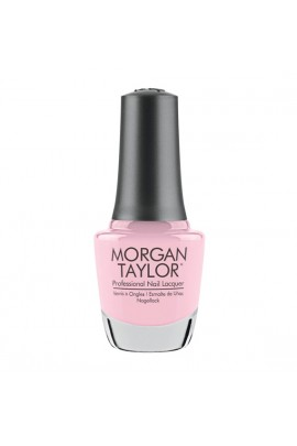 Morgan Taylor - Professional Nail Lacquer -  Plumette With  Excitement- 15 mL / 0.5oz