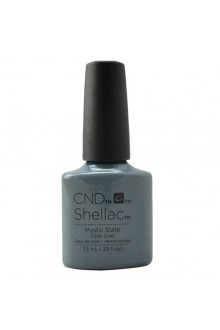 CND Shellac - Glacial Illusion Fall 2017 Collection - Mystic Slate - 0.25oz / 7.3ml
