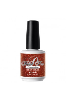 NSI Polish Pro Gel Polish - Egyptian Goddess Collection - Pharaoh's Fire - 15 ml / 0.5 oz
