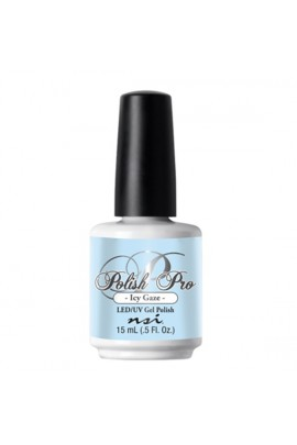 NSI Polish Pro Gel Polish - The Ice Queen Collection - Icy Gaze - 15 ml / 0.5 oz