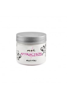NSI Attraction Nail Powder: Natural - 1.4oz / 40g