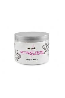 NSI Attraction Nail Powder: Natural - 4.6oz / 130g