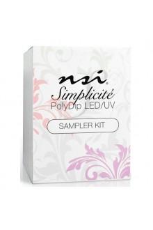 nsi - Simplicite PolyDip LED/UV - Sampler Kit