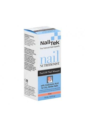 Nail Tek - Nail Nutritionist - Peel-Off Nail Masque - Pink - 14ml / 0.5oz