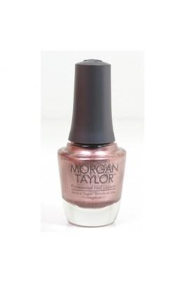 Morgan Taylor Nail Lacquer - No Way Rose - 0.5oz / 15ml